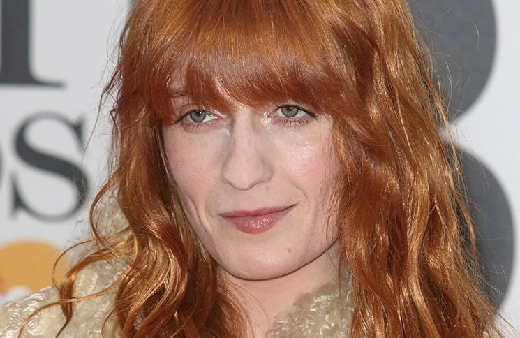 Florence Welch - BRIT Awards 2016