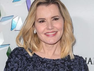 Geena Davis - 5th Annual Kaleidoscope Ball Benefitting UCLA Children's Discovery and Innovation Institute at Mattel Children's Hospital