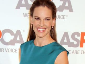 Hilary Swank - ASPCA's 18th Annual Bergh Ball in New York City