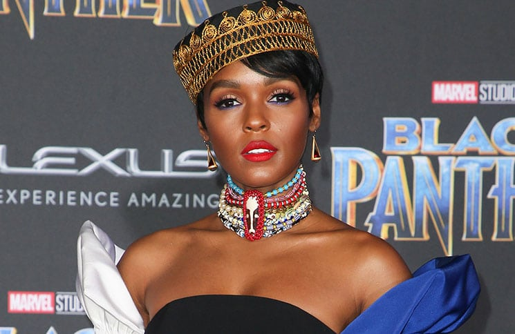 "Janelle Monae - Disney and Marvel's ""Black Panther"" World Premiere"