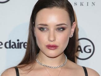 Katherine Langford - Marie Claire's Image Maker Awards 2018 - Arrivals