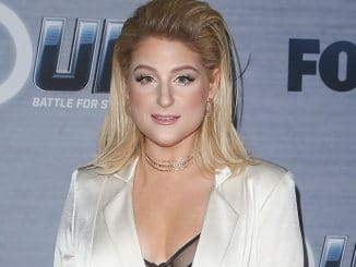 "Meghan Trainor - FOX's ""The Four: Battle for Stardom"" TV Series Season 1 Finale"