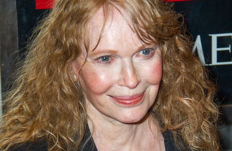 Mia Farrow - 2017 Time Magazine 100 Most Influential People in the World Gala