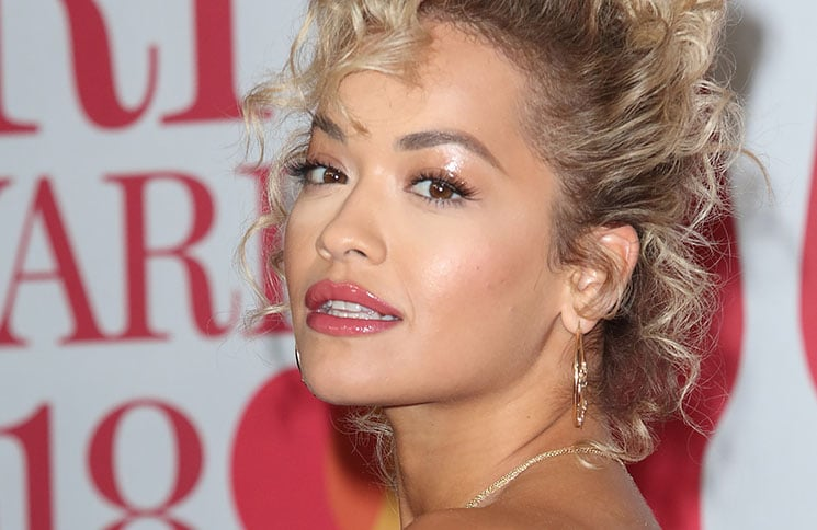 Rita Ora - BRIT Awards 2018