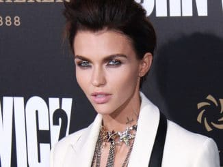 "Ruby Rose - ""John Wick: Chapter 2"" Los Angeles Premiere"