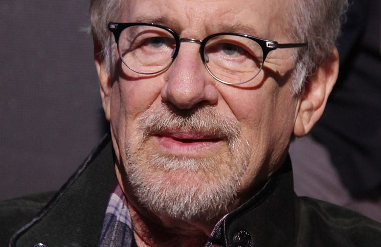 """Steven Spielberg - """"Ready Player One"""" Los Angeles Press Conference"""