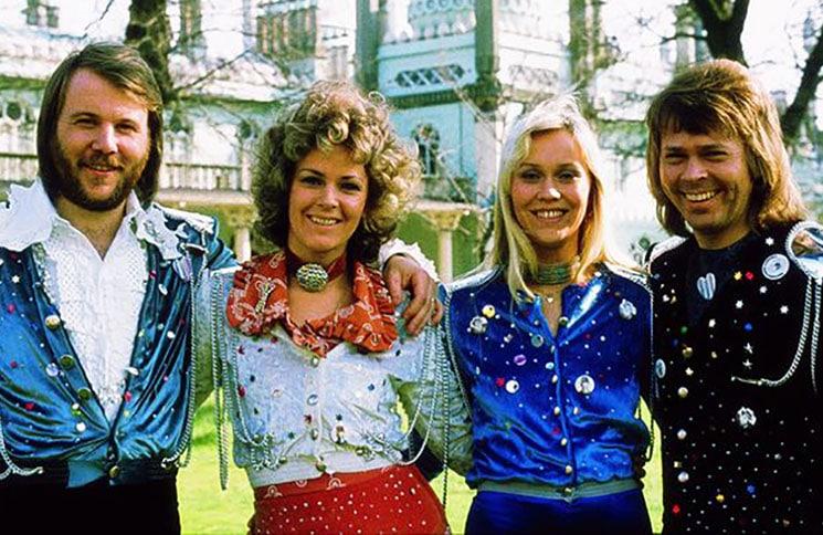 """Sehr tanzbar: """"ABBA"""" über ihre neuen Songs - Musik News"""