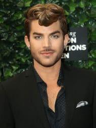 Adam Lambert - One For The Boys Fashion Ball 2015 - Arrivals