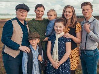 Angelo Kelly, Gabriel Kelly mit Familie - Goodbye Deutschland! Die Auswanderer