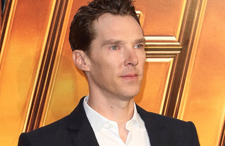 "Benedict Cumberbatch - ""Avengers: Infinity War"" UK Fan Event"