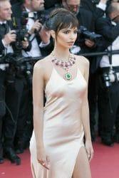 Emily Ratajkowski - 70th Annual Cannes Film Festival