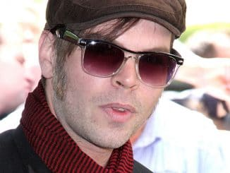 Gaz Coombes - 2011 Ivor Novello Awards In London