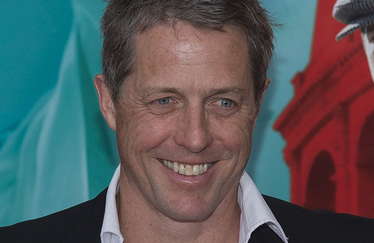 "Hugh Grant - ""The Man from U.N.C.L.E."" New York City Premiere"