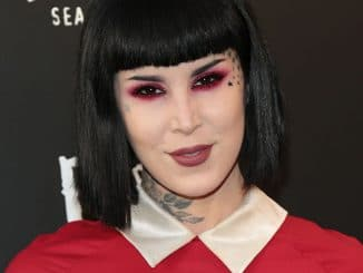 Kat Von D - Sea Shepherd Conservation Society 40th Anniversary Gala for the Oceans