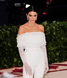 "Kendall Jenner - ""Heavenly Bodies: Fashion & The Catholic Imagination"" Costume Institute Gala"