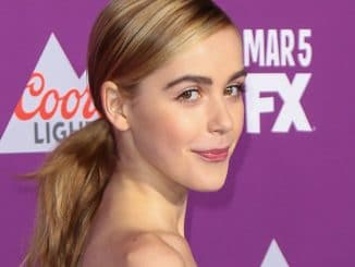 "Kiernan Shipka - ""Feud: Bette and Joan"" TV Series Los Angeles Premiere"