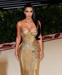 """Kim Kardashian West - """"Heavenly Bodies: Fashion & The Catholic Imagination"""" Costume Institute Gala"""