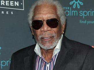 "Morgan Freeman - The Los Angeles Premiere of ""Just Getting Started"" - The ArcLight Hollywood"