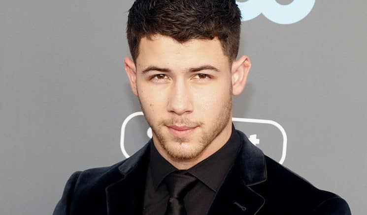 Nick Jonas - The 23rd Annual Critics' Choice Awards