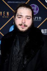 Post Malone - 2018 Maxim Super Bowl LII Party