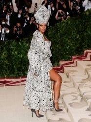 "Rihanna - ""Heavenly Bodies: Fashion & The Catholic Imagination"" Costume Institute Gala"