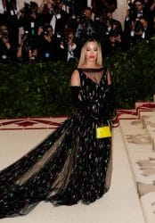 "Rita Ora - ""Heavenly Bodies: Fashion & The Catholic Imagination"" Costume Institute Gala"