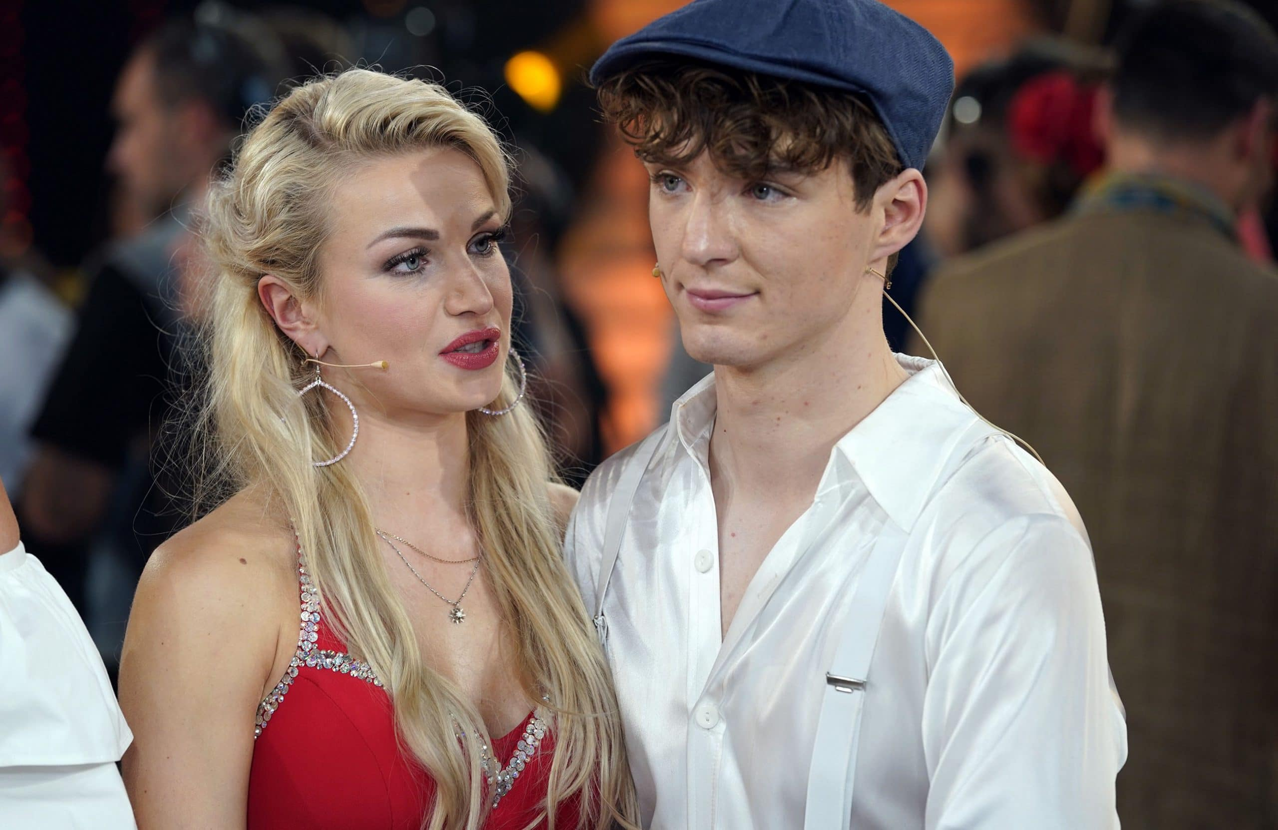 Roman Lochmann und Katja Kalugina - Let's Dance