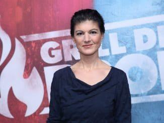 Sahra Wagenknecht - Grill den Profi