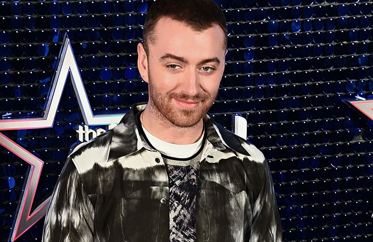 Sam Smith - The Global Awards 2018 - Arrivals
