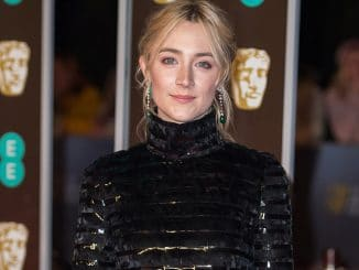 Saoirse Ronan - 71st Annual EE British Academy Film Awards