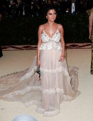 """Selena Gomez - """"Heavenly Bodies: Fashion & The Catholic Imagination"""" Costume Institute Gala"""