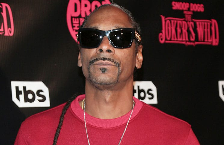 """Snoop Dogg - TBS' """"Drop the Mic"""" and """"The Joker's Wild"""" TV Series Premieres"""