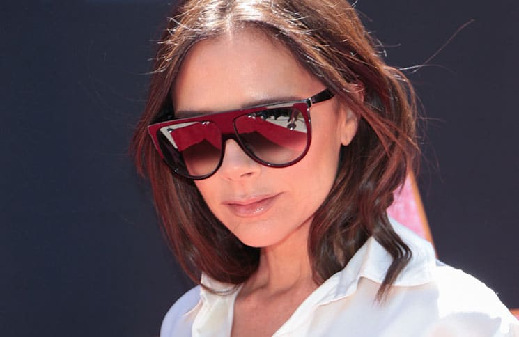 Victoria Beckham - Eva Longoria's Hollywood Star Ceremony Post-Luncheon