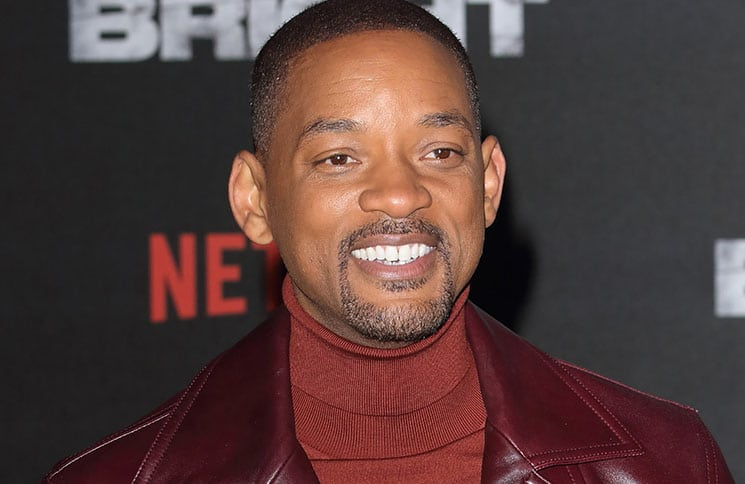 "Will Smith - Netflix's ""Bright"" UK Premiere"