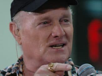 Bruce Johnston - The Beach Boys in Concert on NBC's Today Show Toyota Concert Series - August 12, 2005