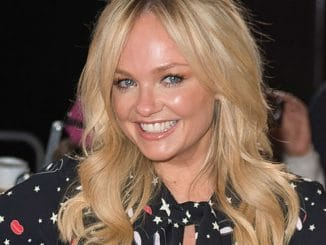 Emma Bunton - Pride of Britain Awards 2016