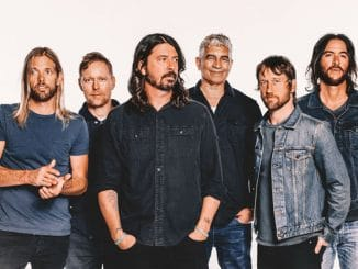 """""""Foo Fighters"""" kündigen """"Nirvana""""-Reunion an - Musik News"""