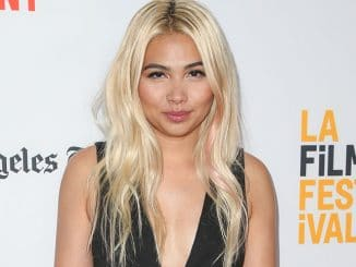 Hayley Kiyoko - 2017 Los Angeles Film Festival
