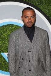Jesse Williams - 2017 GQ Men of the Year Party