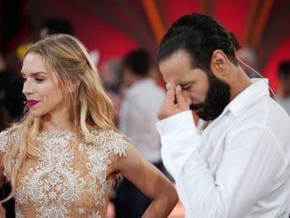 Julia Dietze und Massimo Sinató - Let's Dance