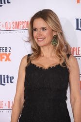 "Kelly Preston - ""The People v. O.J. Simpson: American Crime Story"" TV Series Los Angeles Premiere"