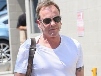 """Kiefer Sutherland: """"In meiner Freizeit wasche ich hauptsächlich Wäsche"""" - Musik News"""