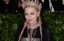 "Madonna - ""Heavenly Bodies: Fashion & The Catholic Imagination"" Costume Institute Gala"