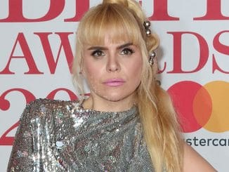 Paloma Faith - BRIT Awards 2018 - Arrivals