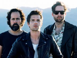 """The Killers"": Ronnie Vannucci braucht keine Tour-Pause - Musik News"