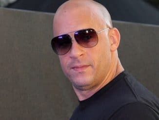"Vin Diesel - ""Guardians of the Galaxy"" European Premiere"
