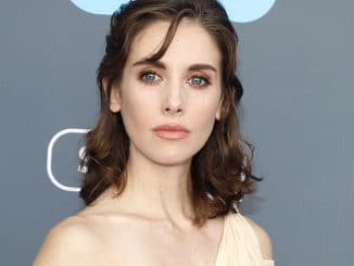 Alison Brie - The 23rd Annual Critics' Choice Awards