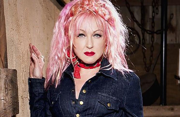 Cyndi Lauper über ihre Konkurrentin Madonna - Musik News