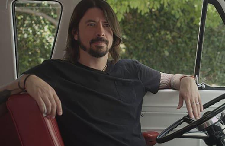 """Dave Grohl und die emotionale """"Nirvana""""-Reunion - Musik News"""