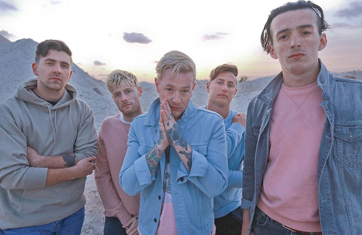 """Deaf Havana"" erklären ihre Single ""Sinner"" - Musik News"